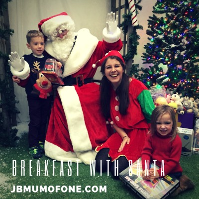 Wyevale: Breakfast With Santa
