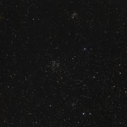 NGC 633, Open Cluster