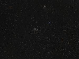 NGC 663, open clusters