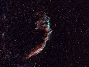 NGC 6992, NGC 6995, IC 1340