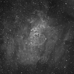 NGC 7635, Bubble Nebula