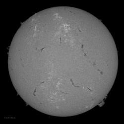 Sun5-29-2013, Sunspot AR 1756