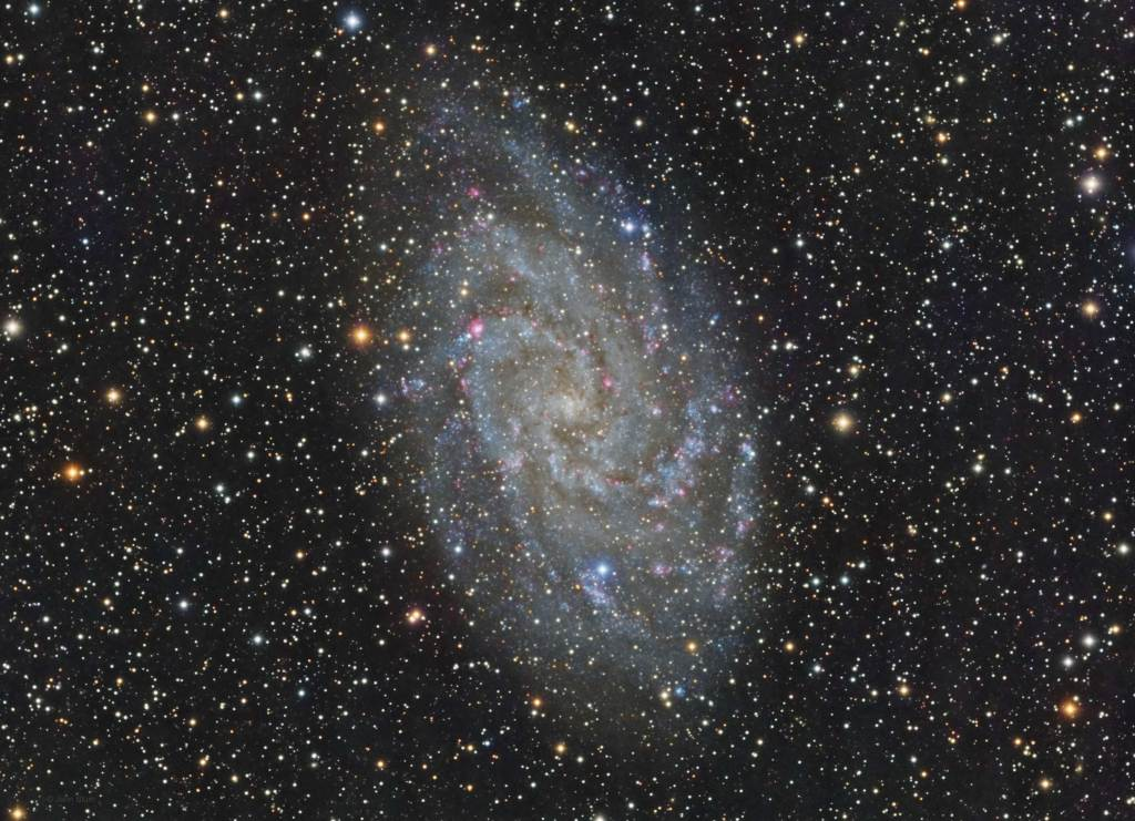 M33, Triangulum Galaxy