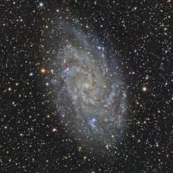 M33, Triangulum Galaxy