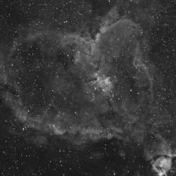 IC 1805, Heart Nebula