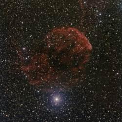 IC 443, Jellyfish Nebula