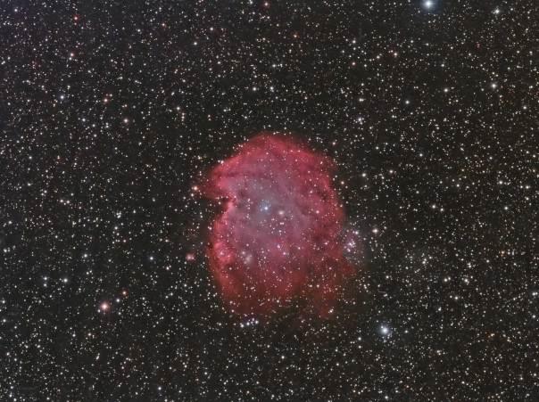 NGC 21751, NGC 2174, Monkey Head Nebula