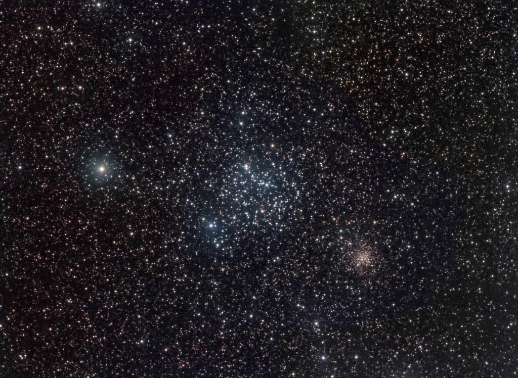 Messier 35, M35, NGC 2158