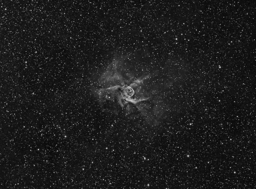 NGC 2359, Thors Helmet Ha