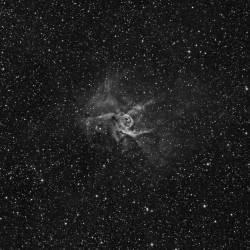 NGC 2359, Thor's Helmet Ha