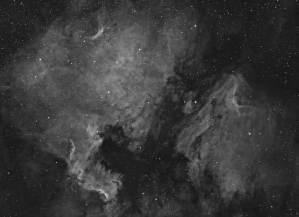 NGC7000, IC 5070, IC 5067, North America Nebula, Pelican Nebula