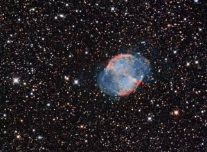 Messier 27, M27 Dumb Bell Nebula