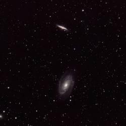 Messier 81, Messier 82, M81, M82, Bodes Nebula, Cigar Nebula