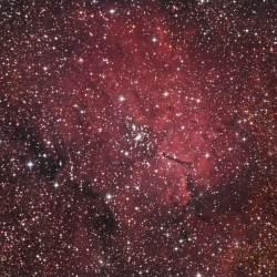 NGC 6820, NGC 6823