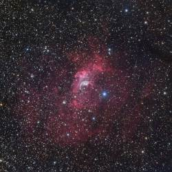 NGC 7635, Bubble Nebula, Caldwell 11