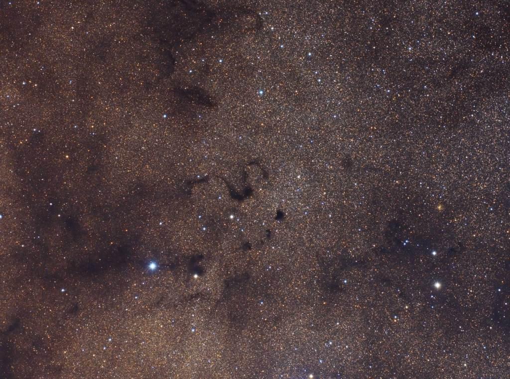 Barnard 72,Snake Nebula