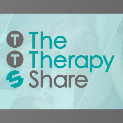 The Therapy Share Logo