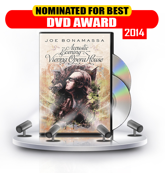 Vienna DVD BMA Nomination