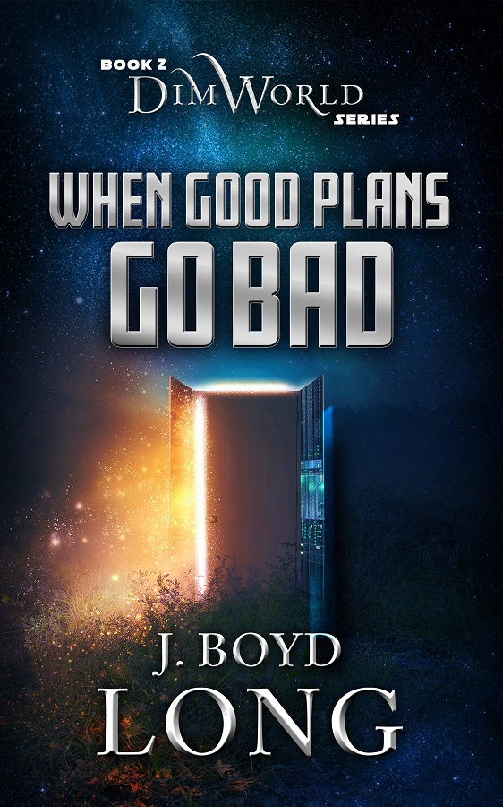 DimWorld Series J. Boyd Long book 2