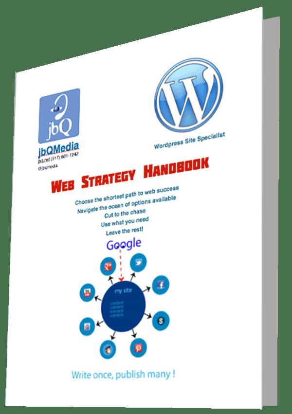 Web Strategy Handbook by jbQ Media