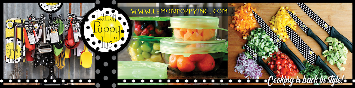J Brandes carries Lemon Poppy products