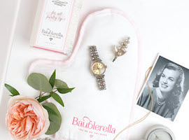 J Brandes carries Baublerella
