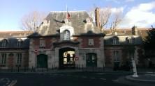 Hôpital Saint-Louis, XIe