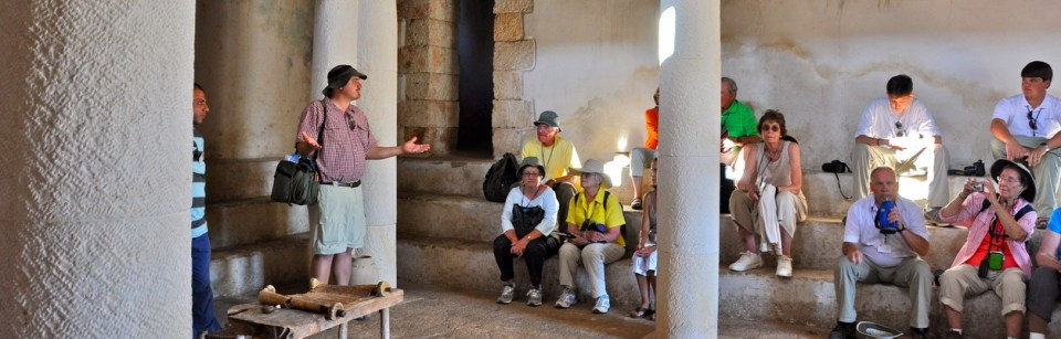Biblical studies tours of the holy lands