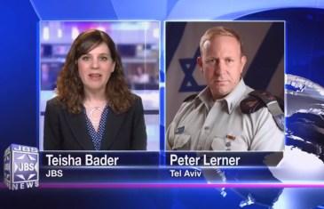 IDF Spokesman, Lieutenant Colonel Peter Lerner