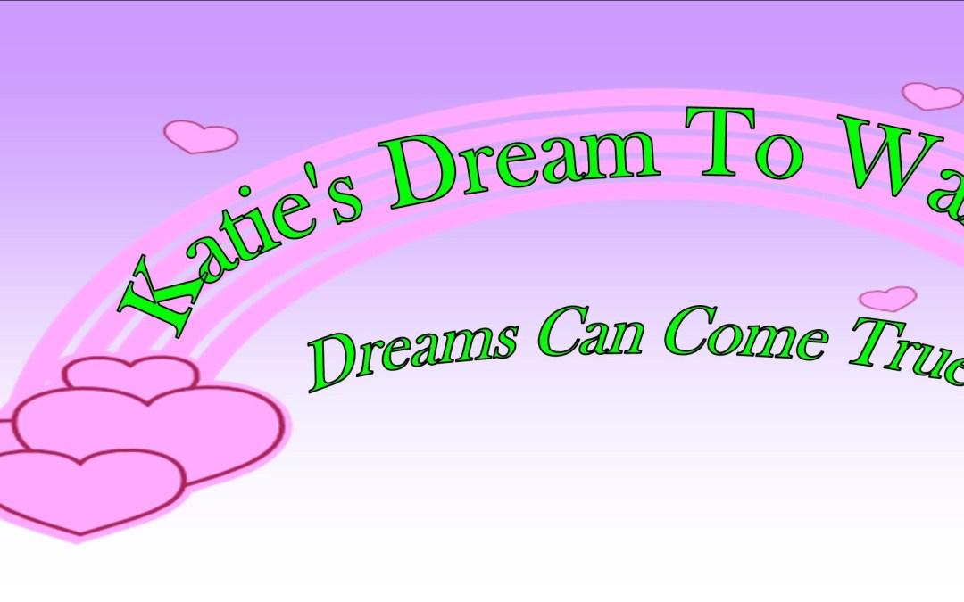 Katie's Dream to Walk