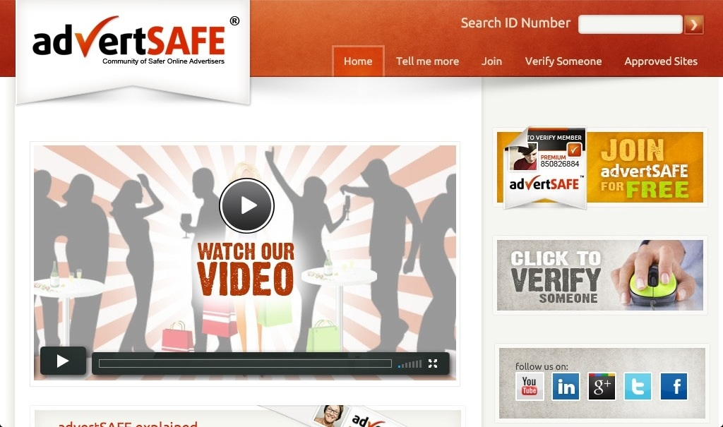 AdvertSafe