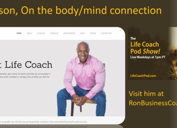 The Mind Body Connection with Ron Johnson