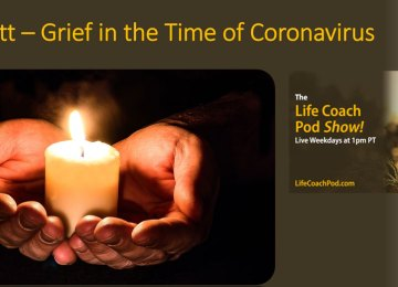 Grief in the Time of Coronavirus