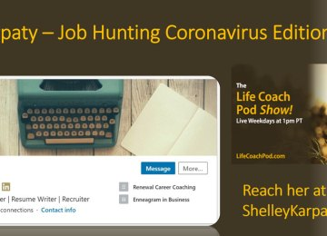 Job Hunting Coronavirus Edition