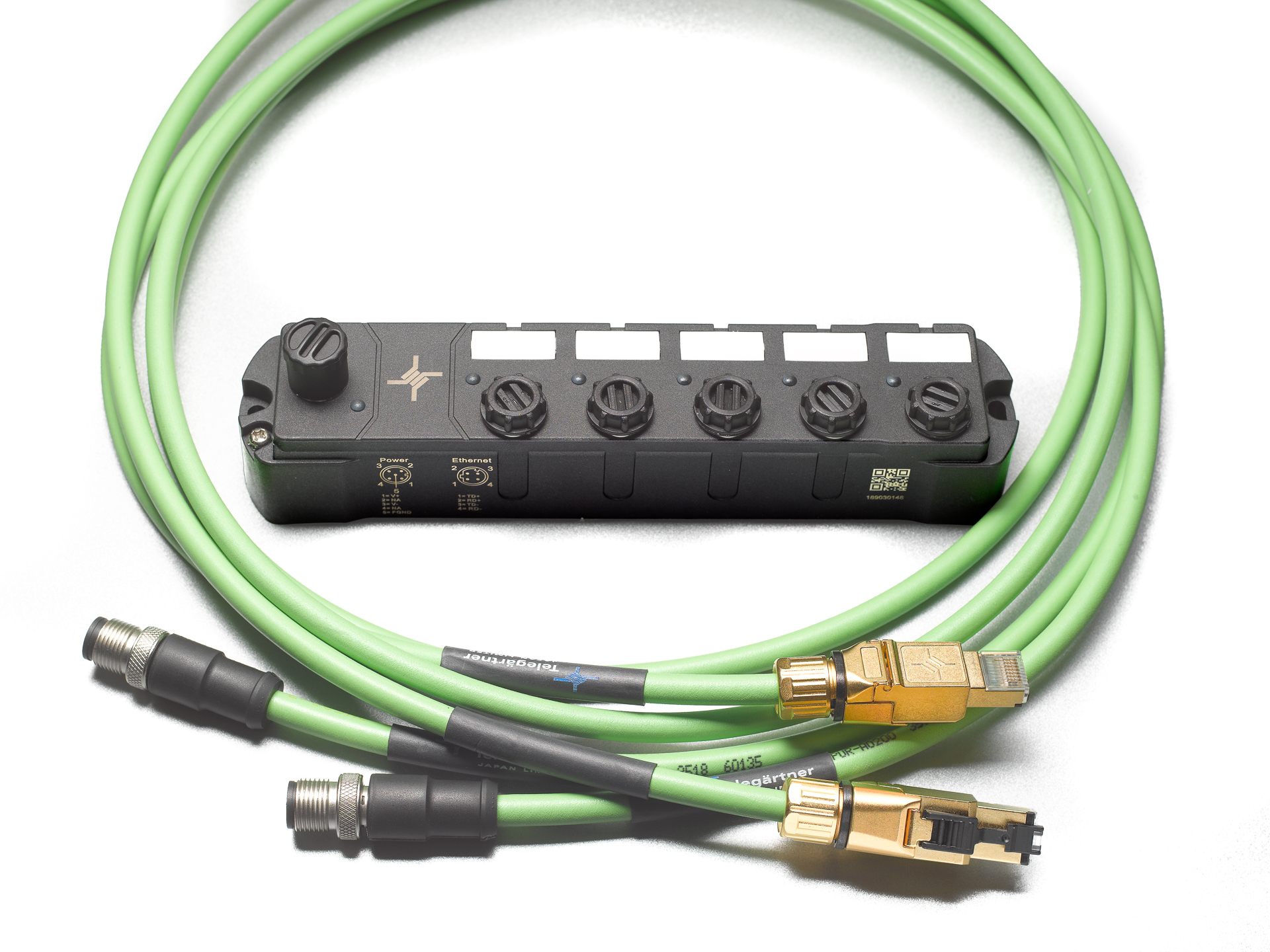 m12 magic network switch for hi-end audio