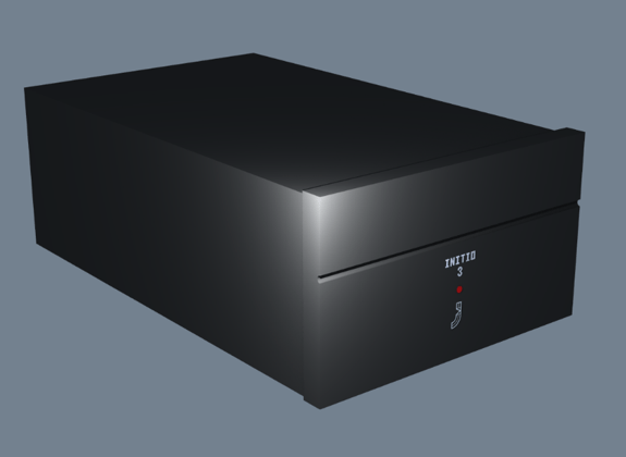 Initio 3 truly linear power supply