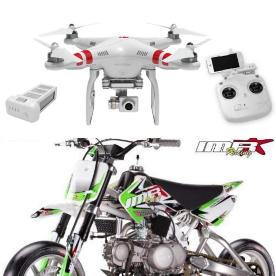 compras drone e IMR