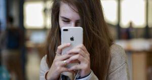 iPhone en la adolescencia