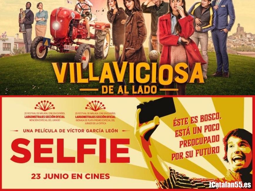 Villaviciosa de al lado vs. Selfie