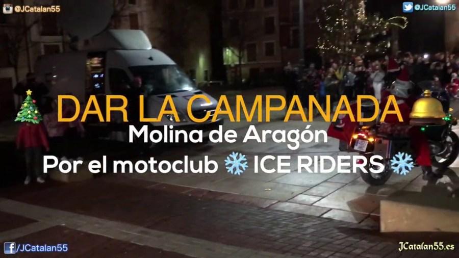 Dar la campanada en Molina de Aragón