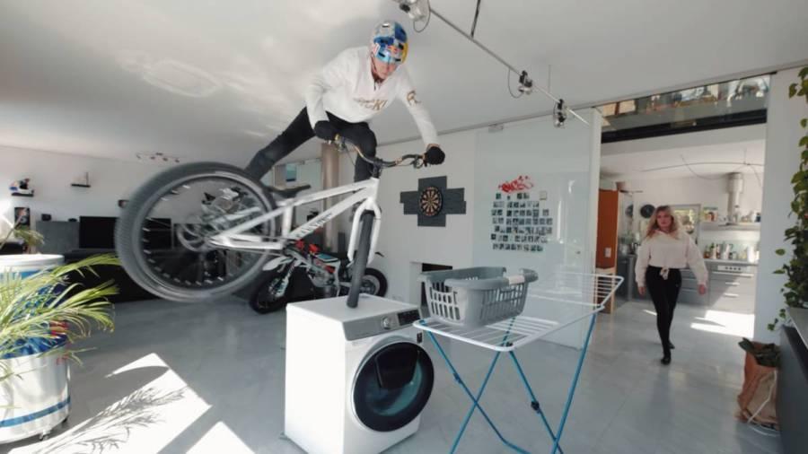 Home Office nuevo vídeo Fabio Wibmer