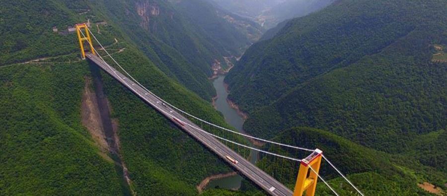 Megaconstrucciones chinas