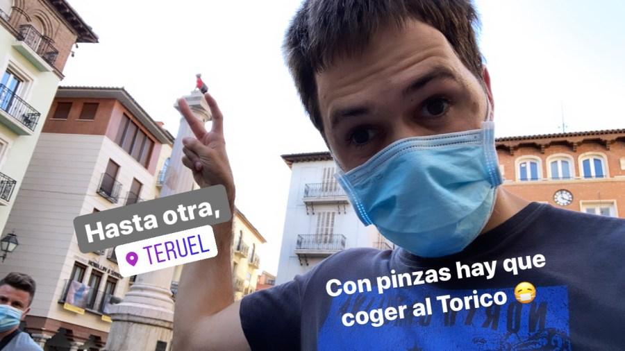 Vaquillas Teruel 2020