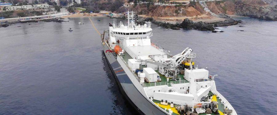La gran red submarina que sostiene Internet en el mundo