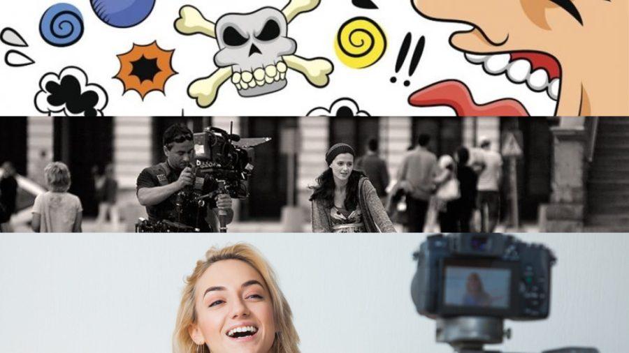 NoTodo 2020: Vocabulario vulgar, planos secuencia y vlogging