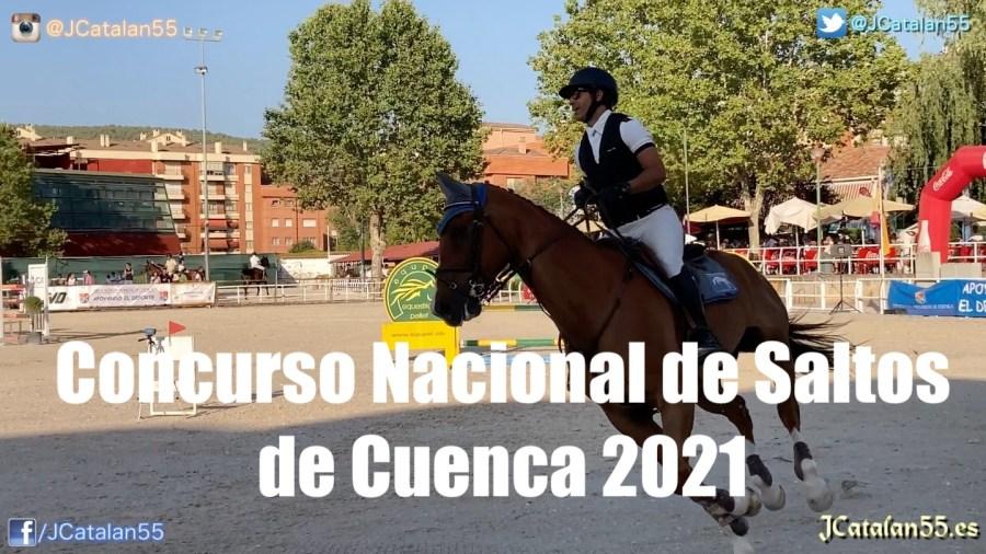 Concurso Nacional de Saltos de Cuenca 2021