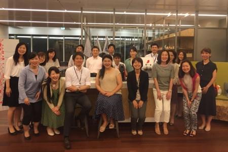 企業内で日本文化の有志活動に取り組む高橋裕さん (後編)