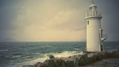 旅がらすの日曜日 ~社寺修復塗師の街並み散策日誌~ 愛知県 伊良湖岬