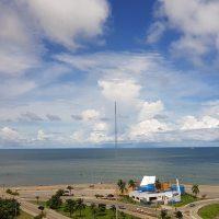 Sheraton @ Panama - Good Morning view