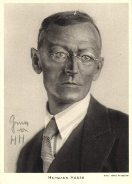 Herman Hesse autor de Shiddartha